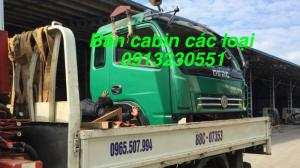 Bán đầu cabin xe jac, Việt trung, trường giang, cuu long, thaco, vinaxuki, howo, dongfeng