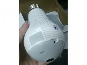 camera nguy trang bóng đèn Sk