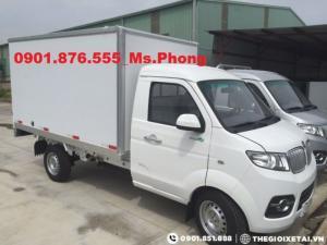 Bán Xe Dongben 990kg Nhập Khẩu Giá Tốt- Hỗ Trợ Vay 90%/ Đại Lý Xe Tải Miền nam