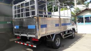 Xe jac 2t4 thùng dài 3m7, đời xe 2017