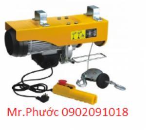 Tời kéo cáp điện, tời quay tay, tời điện mini, tời xây dựng, tời điện KENSEN, cung cấp tời điện