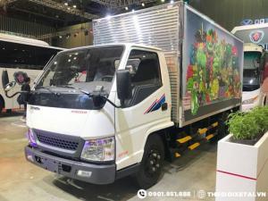 Xe tải Đô Thành IZ49 2T3 vào thành phố - Hỗ trợ trả góp đưa trước 50 TRIỆU