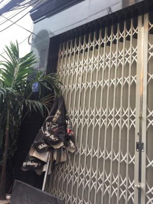 Chính chủ bán nhà Hẻm Nguyễn Đình Chiểu 4.7x 9m