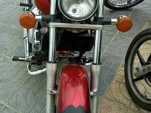Moto Honda Shadow 125 máy v ngay chủ bán