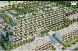Nhà phố và biệt thự chuẩn 5 * tại Tuy Hòa Phú Yên Rosa Alba