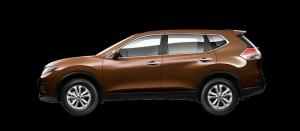 Nissan X-Trail Mid 2.0 CVT- XTRONIC giao ngay