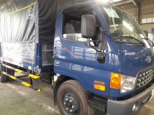Giá Xe Tải Hyundai HD120SL 8.5 Tấn Thùng Dài...