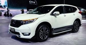 Honda CRV 7 Chỗ