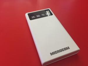 Sạc dự phòng Microcom chính hãng