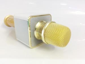 Micro OK 09L hát karaoke cực ấm kèm đèn Led