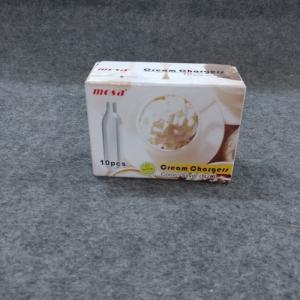 Gas N2O Mosa dùng cho bình xịt kem tươi – hộp 10 viên