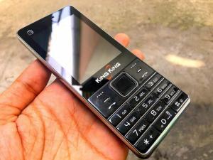 Điện thoại 3 Sim 3 Sóng, King K1 Mới100% pin trâu siêu rẻ. Có giao tới