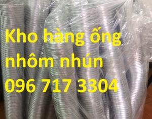Ống nhôm bán cứng chịu nhiệt cho hệ thống âm bàn lẩu nướng D100 giá rẻ