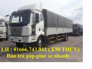 Xe tải faw 7.3 tấn-7T3-7 tấn 3 thùng dài trả góp giá rẻ