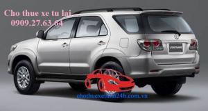 Cho thuê xe tự lái HCM - Không cần đặt cọc