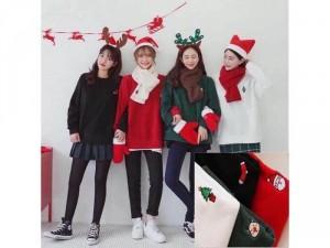 Áo nỉ bông mùa Noel