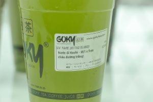 Bán decal cảm nhiệt trực tiếp dùng, in nhãn tem trà sữa