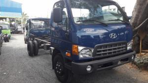 Xe tải hyundai 8 tấn thùng dài 5 mét