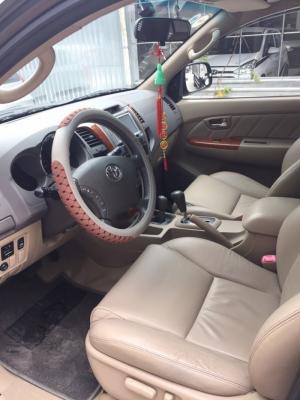Bán Toyota Fortuner V 2.7AT máy xăng số tự động sản xuất 2010 gốc Sài Gòn