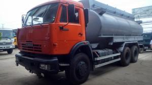 Xe tải kamaz bồn 20 khối xăng dầu