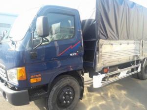 Xe Hyundai hd 120sl 8t.Hyundai 120sl thùng dài 6m3