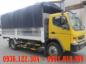 Xe tải Fuso Fi 7 tấn