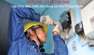 Sửa Chữa Điện Nước Dân Dụng Tại Nhà - TP Quy Nhơn