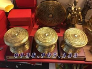 Cung cấp trống đồng Đông Sơn quà tặng đối tác, sự kiện, quà tết