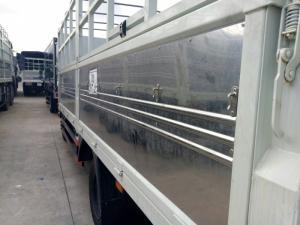 THACO HYUNDAI HD500, HD350 thùng dài 4,4m tải trọng đa dạng : 1,7 tấn ; 3,5 tấn ; 5 tấn