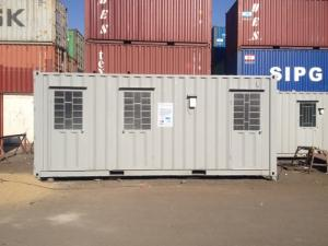 Container 20ft toilet