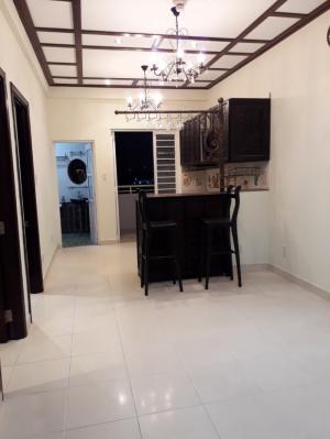Bán gấp căn hộ 58m2 2PN, 1WC DT 58m2 full nội thất, sổ hồng, KDC Nam Long đường Trần Trọng Cung