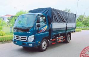 Xe tải Thaco Ollin 360 tải 2 tấn thùng dài 4m2