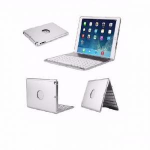 Bàn phím ốp lưng iPad Air 2 iPad6 Bluetooth -silver