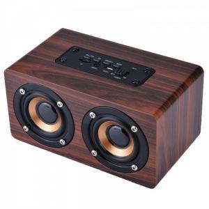 Loa gỗ Super Bass vi tính âm thanh nổi HIFI Stereo speaker [Nhập Khẩu]