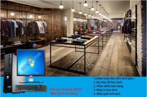 Máy tính bộ Coi3 và phần mềm quản lý doanh số thu chi bán hàng