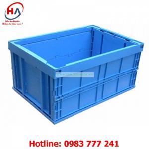 Thùng nhựa công nghiệp giá rẻ toàn quốc