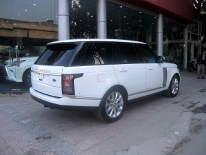 LandRover Range Rover hse 2015 lướt
