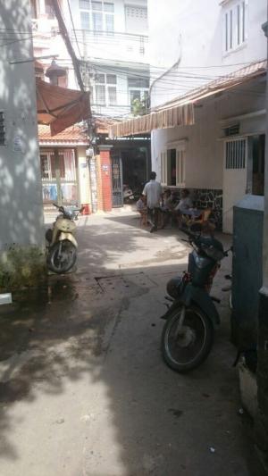 Bán nhà đường Nguyễn Du, P7 Gò Vấp 24,5 m2