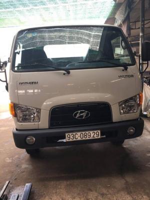 Xe tải Hyundai HD65 2.5 tấn (thùng yêu cầu) 2017