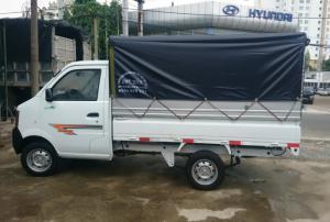 Xe tải nhỏ dưới 1 tán, tiêu chuẩn euro4