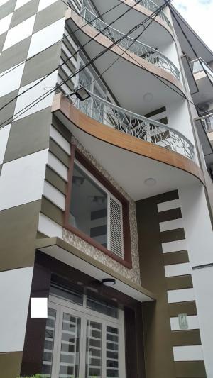 Nhà 2 Lầu 1 Lửng, BC, ST 35m2  HXH P9 Hoàng Văn Thụ, Phú Nhuận 4.5 tỷ