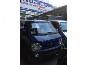 Xe tải dongben 870 kg thùng mui bạt tại cty ô tô Phú Mẫn