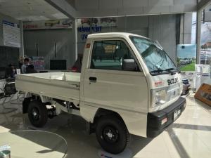 KM đặc biệt cuối năm - Xe tải SUZUKI Super Carry Truck 550kg - bạn đường tin cậy của mọi người