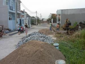 Bán đất hẻm đường Hương Lộ 2, Quận Bình Tân