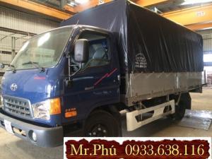 Bán xe tải hyundai 1,8-2,4 tấn giá rẻ nhất...