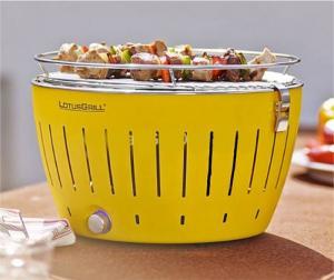 Bếp nướng than không khói cỡ đại LotusGrill LG435, bếp nướng Việt Nam xuất khẩu