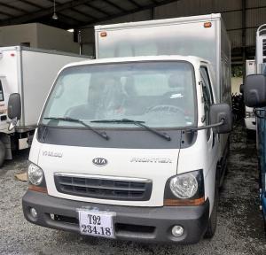 Bán xe tải KIA K190 Thùng kín tải trọng 1,9 tấn của THACO Trường Hải.