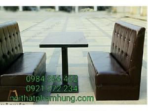 Sofa cafe cao cấp giá rẻ