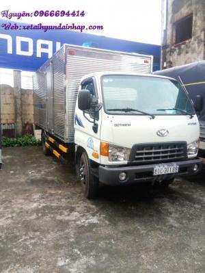 Hyundai 8 tấn hd120SL thùng dài 6 mết 2
