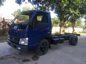 Xe tải iz49 động cơ mạnh mẽ, tiết kiệm nhiên liệu